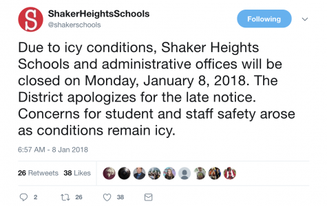 District's Late Snow Day Announcement Causes Issues