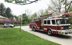 Students Evacuated, Dismissed after High School Fire