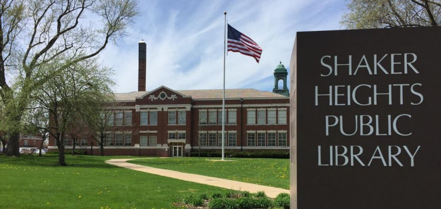 Shaker voters will decide whether or not to pass the $1.9 million library levy May 8 at their polling location.