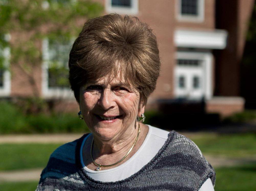 School counselor Eileen Blattner will retire after 48 years of working at Shaker.
