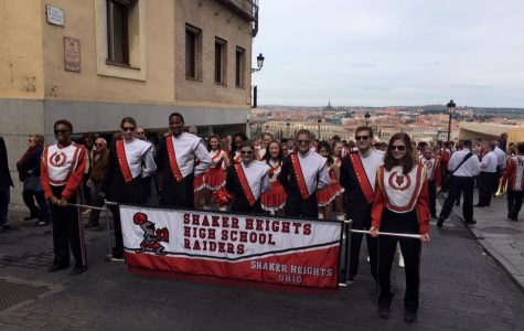 Marching Band Plans 2019 Trip to Italy
