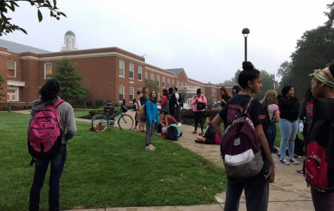 False Fire Alarm Greets Students Before School
