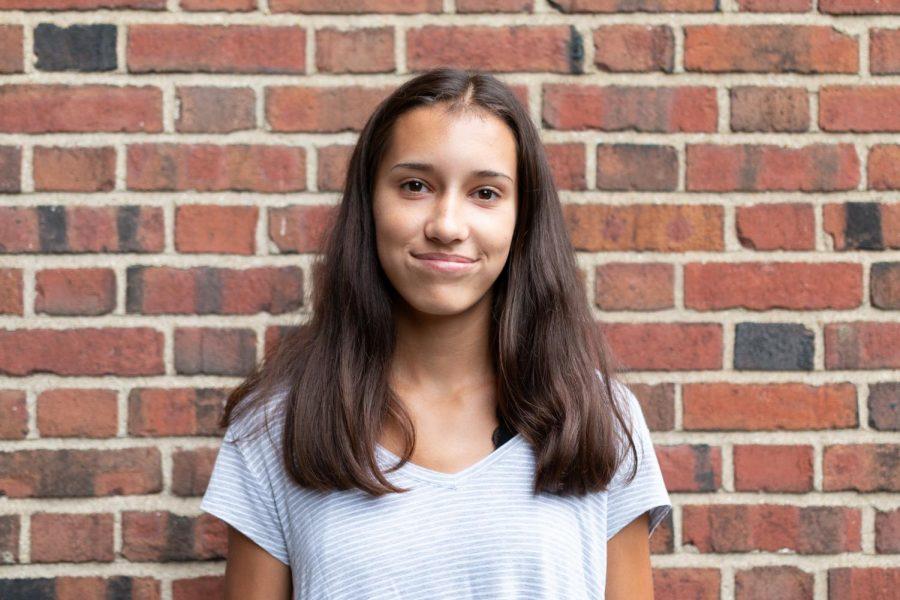 Andrea Yasinsky, Journalism II Reporter