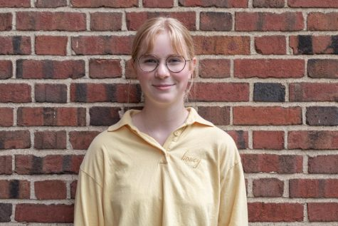 Lucy Dale, Journalism II Reporter