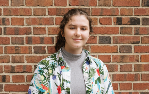 Rachel Barnard, Campus and City Administration Reporter
