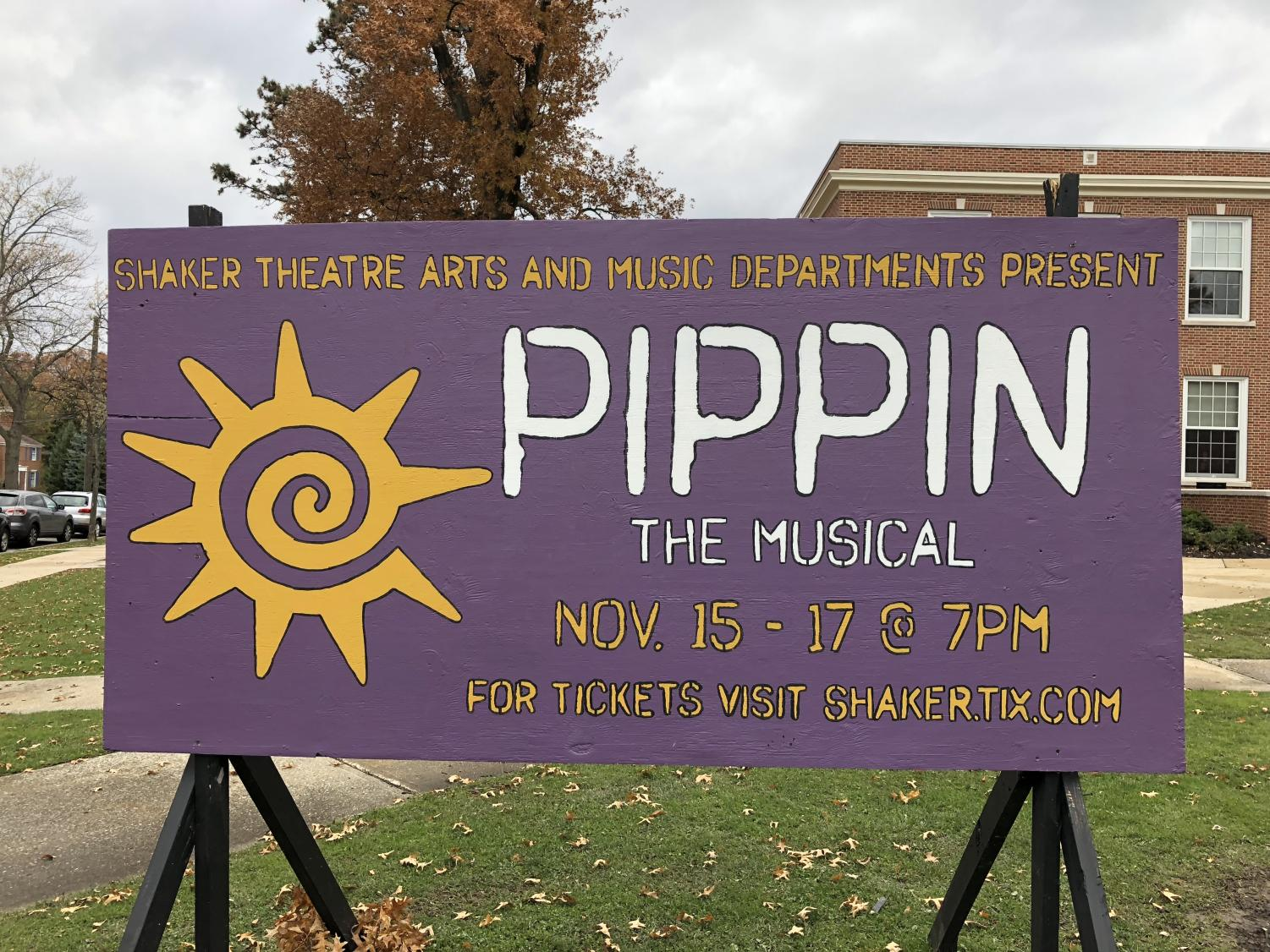 The Shaker Theatre Arts Department will perform