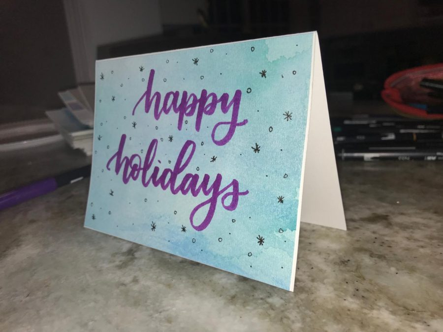 Holiday cards are some of the most popular cards for Cards for Humanity, according to Rosenfelt.