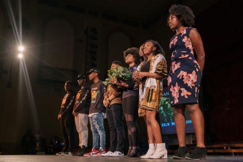 Assembly Offers Glimpse of Sankofa's Message