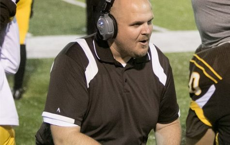 Nicholson Named New Football Coach