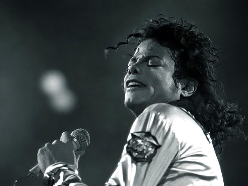 Michael+Jackson+in+concert+in+1988.