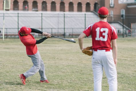 Record Cold, Snow Take Toll on Spring Sports Practices