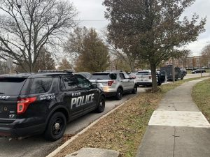 Amid Fights, Lockdown Ensues
