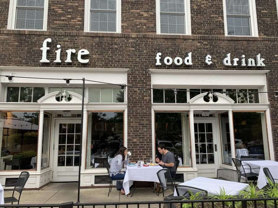 Fire+Food+and+Drink%2C+a+popular+restaurant+in+Shaker+Square%2C+announced+its+plans+to+close+on+March+15+for+eight+weeks+due+to+the+COVID-19+pandemic.