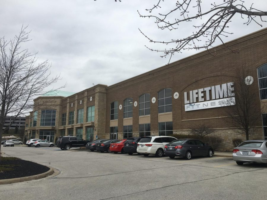 """The number one thing that I am concerned about is that Lifetime is so expensive,"" said senior Marina Denunzio, who works out at Lifetime Fitness. Lifetime Fitness must close by tomorrow."