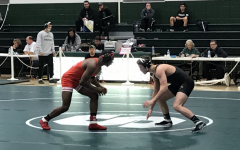 Senior Najee Locket  improves his record to 29-0 this season