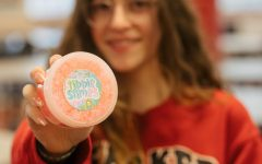 Freshman, Maya Solganik, created and maintains an online slime business. She has sold more than 10,000 units of slime.