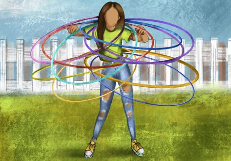 Student Fails Online Hula-Hooping