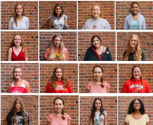 The women of The Shakerite