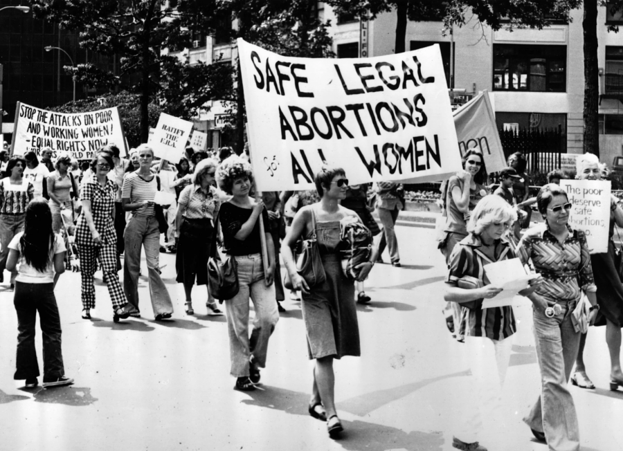 Reproductive Rights Are At Stake, Yet Again