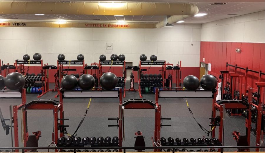 The RAC: Keeping Shaker Strong